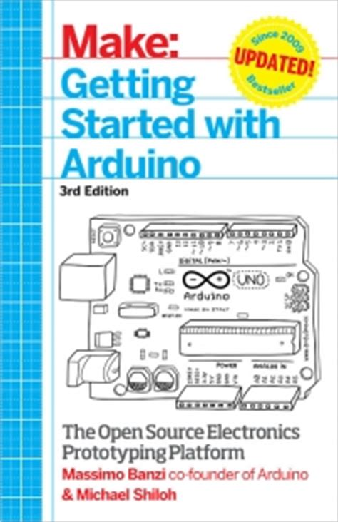 Ebooks Getting Started With Arduino make a mind controlled arduino robot free code exles book reviews