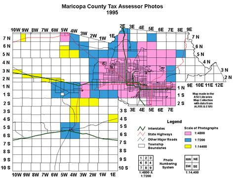 Maricopa County Arizona Property Records Maricopa County Assessor Maps My