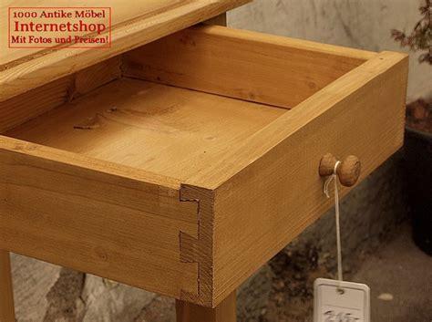 schublade artikel kleiner tisch mit schublade fichte alte antike