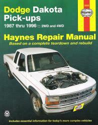 service manual best car repair manuals 1996 dodge ram van 1500 electronic throttle control 1987 1996 dodge dakota pick ups haynes repair manual
