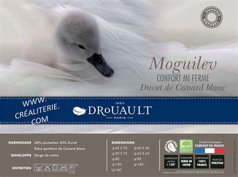 Oreillers Drouault by Oreiller Drouault Moguilev Naturel En Duvet De Canard