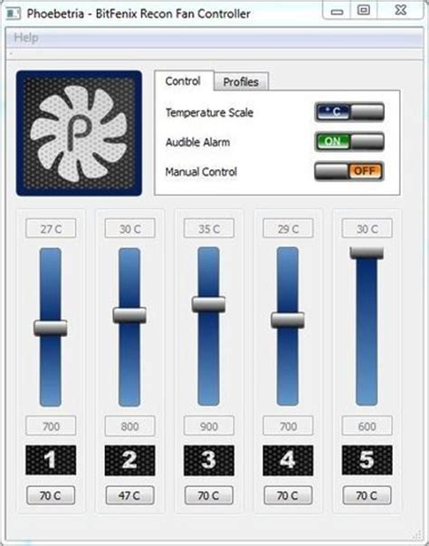 pc fan controller software download cpu fan controller software phoebetria lubbo s