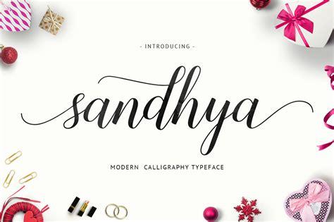 Wedding Spot Login by Sandhya Script By Unicode Studio Thehungryjpeg