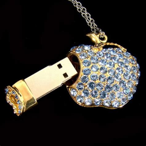 awesome jewelry styled usb drives 10 images