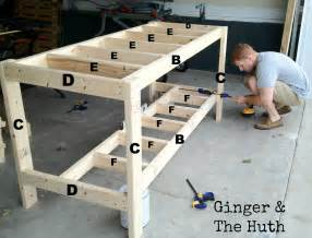 Simple Work Bench Plans Workbench Plans 2x4 Pdf Woodworking