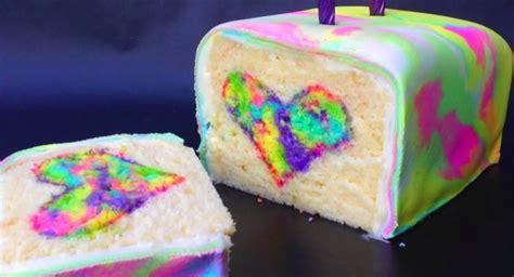 Dieser Regenbogenkuchen Ist Anders Als Alle Kuchen Die Du