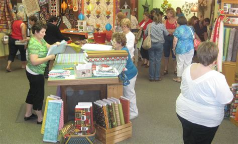gathering friends quilt shop truly what the name implies