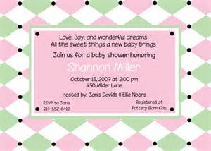 Baby Shower Invitation Wording Ideas » Home Design 2017