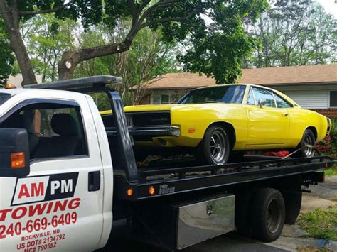 combined towing auto repair auto tow truck rockville roadside