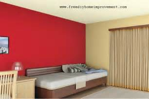 Home Interior Wall Interior Wall Paint And Color Scheme Ideas Diy Home Improvement Tips Ideas Guide
