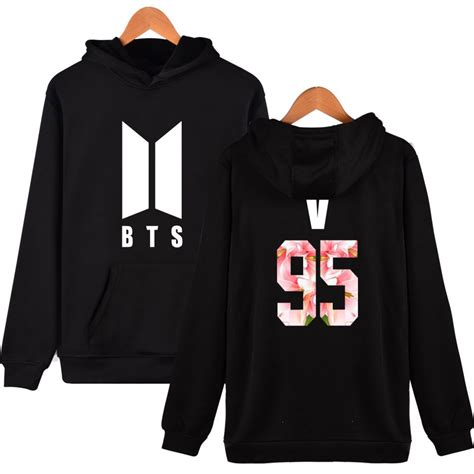Fower Flower Sweater Hody bts flower hoodie kpop
