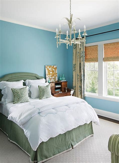 blue green bedroom 34 analogous color scheme d 233 cor ideas to get inspired