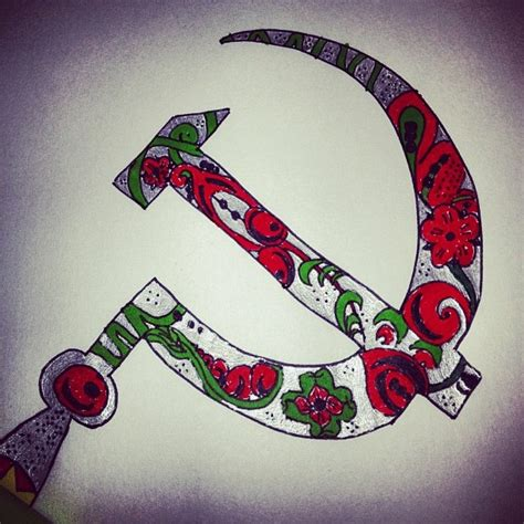 hammer and sickle tattoo ink hammer sickle ink