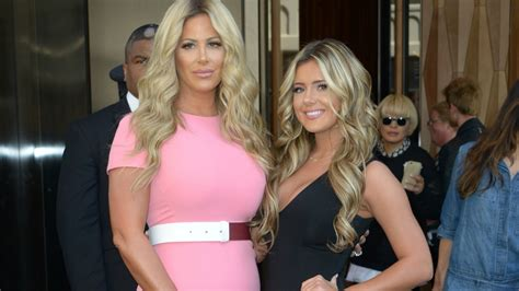 kim berman wigs kim zolciak s daughter brielle harshly criticized over her