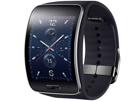 samsung smartwatch samsung unveils smartwatch gear s that make calls business insider