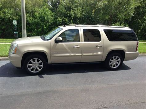 how petrol cars work 2007 gmc yukon xl 2500 free book repair manuals buy used 2007 gmc yukon xl 1500 denali sport utility 4 door 6 2l awd in odessa florida united
