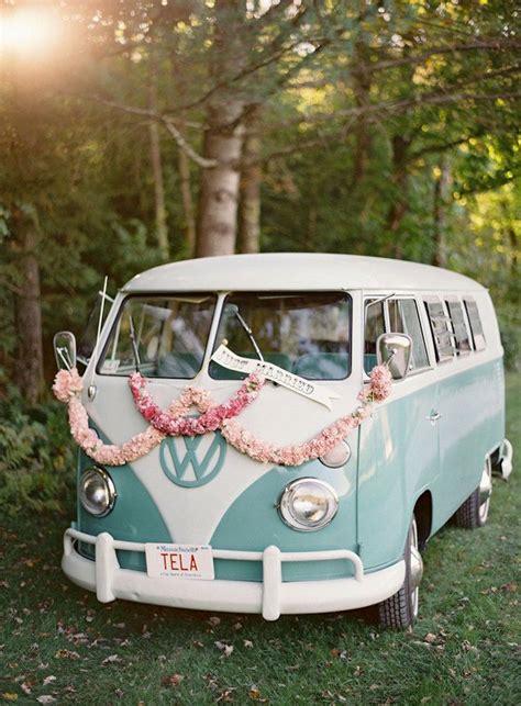 decoration voiture mariage coccinelle