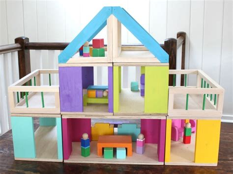 doll house making 20 diy dollhouses that are eco friendly affordable and super easy for any parent to make