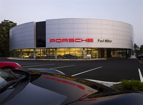 Paul Miller Porsche New Showroom & Service Center   Natoli