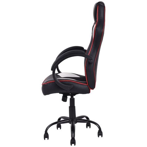 race car racing style seat office gaming chair desk