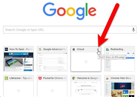 design my google homepage how to customize the new tab page in chrome