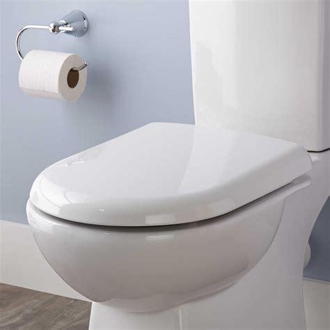 classic toilet seat bathroom
