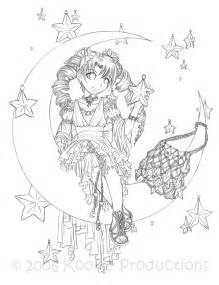 star keeper coloring nijuuni deviantart