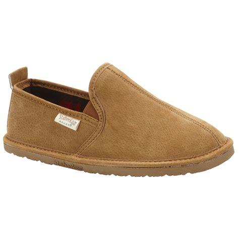 s flannel lined slippers staheekum s flannel lined slipper romeo