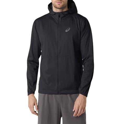 asics accelerate running jacket aw17 sportsshoes