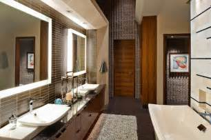 Custom Bathroom Cabinet Modern Master Bath Contemporary Bathroom Phoenix