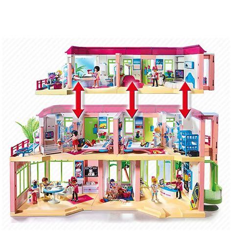 playmobil inn playmobil hotel luxury hotel suite 5269 toys thehut
