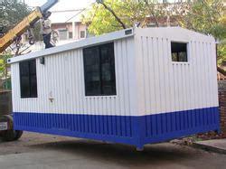 porta cabin manufacturer from kolkata
