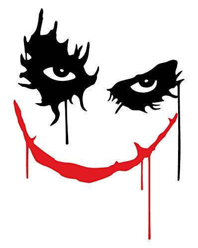 Bike Sticker Joker by Compare Price Joker Window Decal On Statementsltd