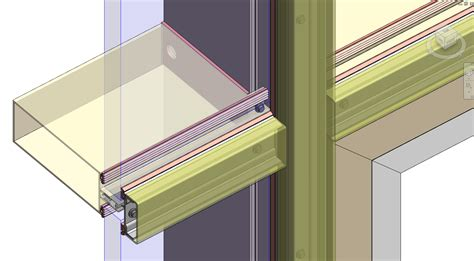 frame and curtain wall curtain walls and panels from design to highly detailed