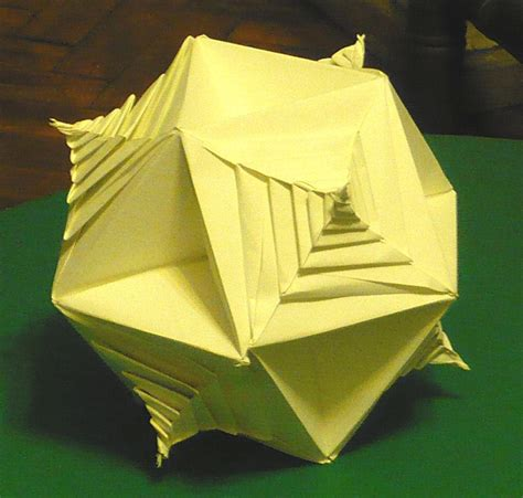 Geometry Origami - the world s best photos of octaedro and origami flickr