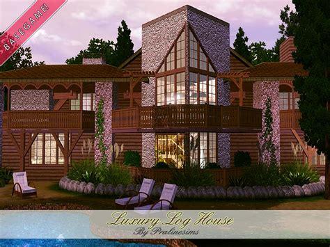 sims 3 house plans blueprints sims 3 house blueprints sims 3 log house luxury log house mexzhouse com