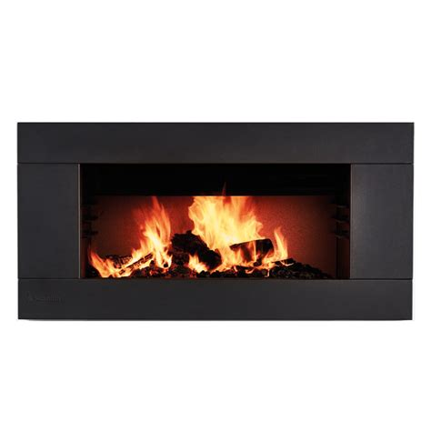 Scandia Fireplace by Scandia Avante 150sqm Indoor Open Wood Heater