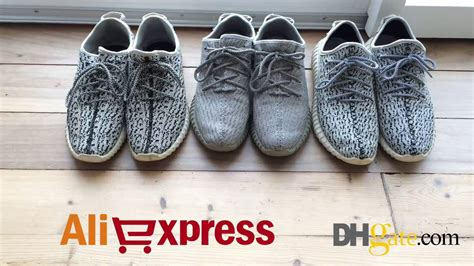 aliexpress vs dhgate aliexpress vs dhgate yeezy boost 350 which one makes