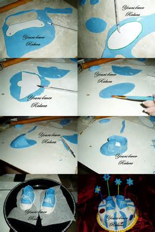 how to make shoes how to make baby shoe yours4evercakes