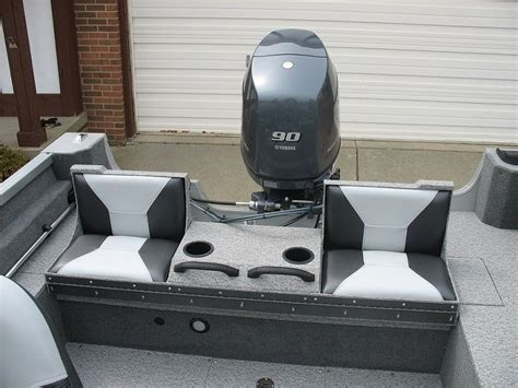 alumacraft boat seats used 25 best ideas about boat seats on pinterest pontoon