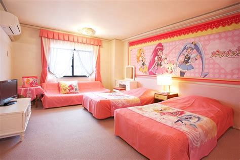 Ordinal Attack 04 anime magazine resort hotel in nagano offers