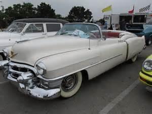 1953 Cadillac Eldorado Convertible The Classic 1953 Cadillac Eldorado Convertible Auto