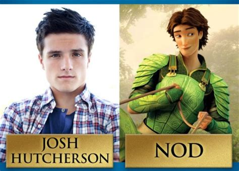 epic film josh hutcherson meet the cast of epic in theaters may 24 2013