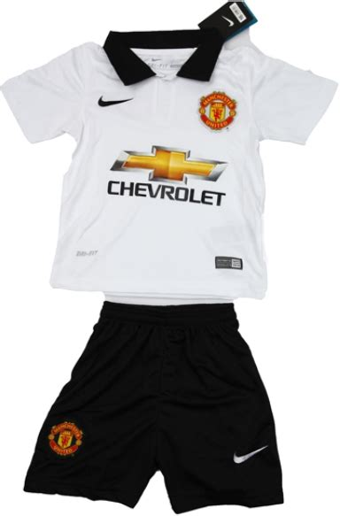 Baju Nike F C jersey manchester united away 2014 2015 big match