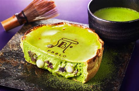 Pablo Sabrel Cheese Matcha Original Japan pablo s uji matcha cheese tart is back for a limited time to grace our taste buds japan info