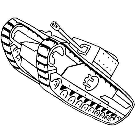 tanki coloring page desenho de tanque de guerra militar para colorir