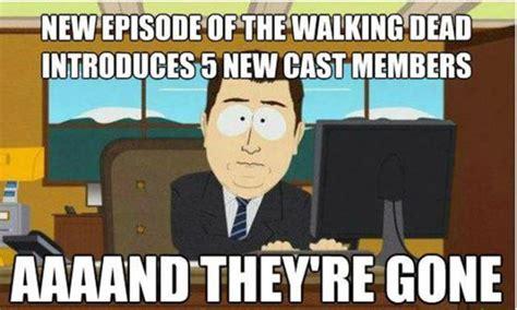 Funny Walking Dead Memes - walking dead memes that fans will find funny 35 pics