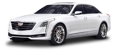 Auto Weiss by Cadillac Ct6 White Car Png Image Pngpix