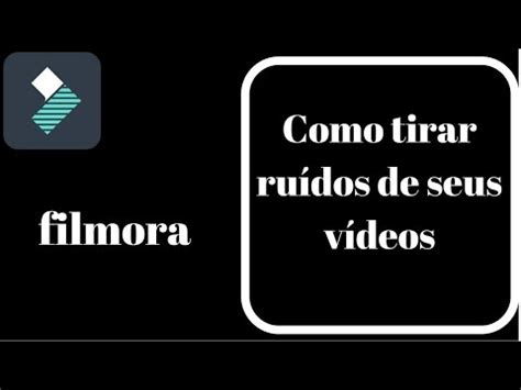 tutorial filmora portugues como tirar o ru 237 do tutorial adobe audition funnydog tv
