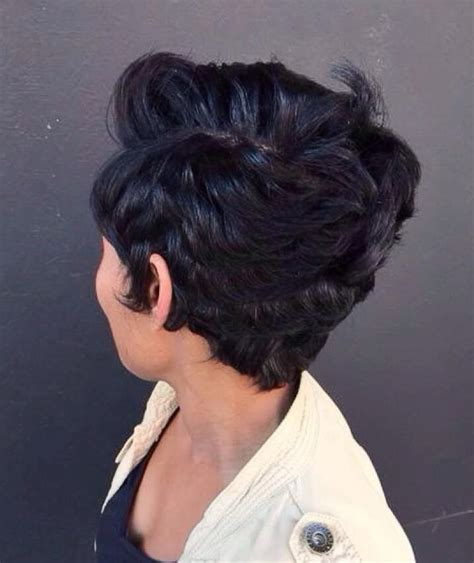 back short hair shots back shot tuesday hair by ltr stylist monika parham ig